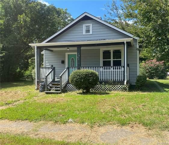 1401 Lynhaven Avenue, Richmond, VA 23224 (MLS #2127689) :: Blake and Ali Poore Team