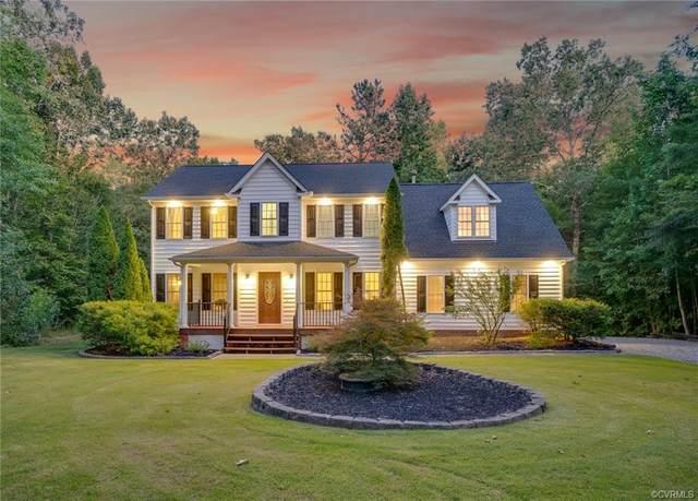 5450 Goodman Forest Lane, Mechanicsville, VA 23111 (MLS #2127694) :: Village Concepts Realty Group
