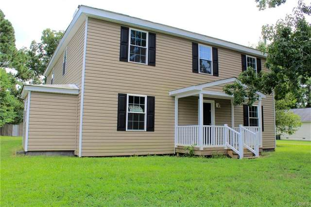 4101 River Road, Chesterfield, VA 23803 (MLS #2127707) :: Village Concepts Realty Group