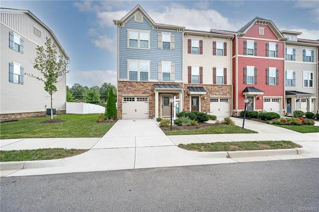 4111 New Hermitage Drive, Henrico, VA 23228 (MLS #2127733) :: Village Concepts Realty Group