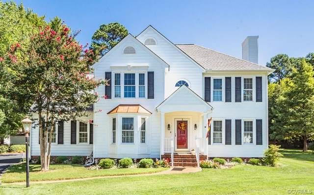 9196 Fair Hill Place, Mechanicsville, VA 23116 (MLS #2127751) :: Small & Associates