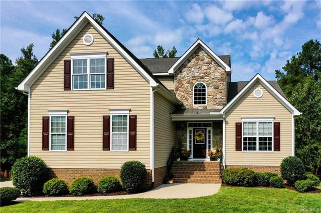 14631 Forest Row Trail, Midlothian, VA 23112 (MLS #2127778) :: Village Concepts Realty Group