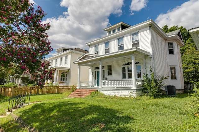 18 Overbrook Road, Richmond, VA 23222 (MLS #2127800) :: Village Concepts Realty Group