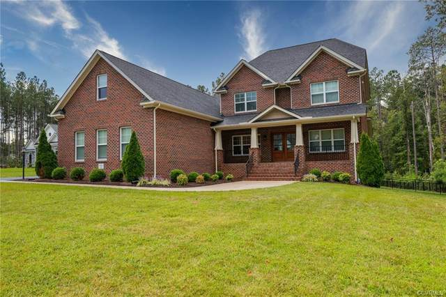 8025 Lake Margaret Place, Chesterfield, VA 23838 (MLS #2127820) :: The Redux Group