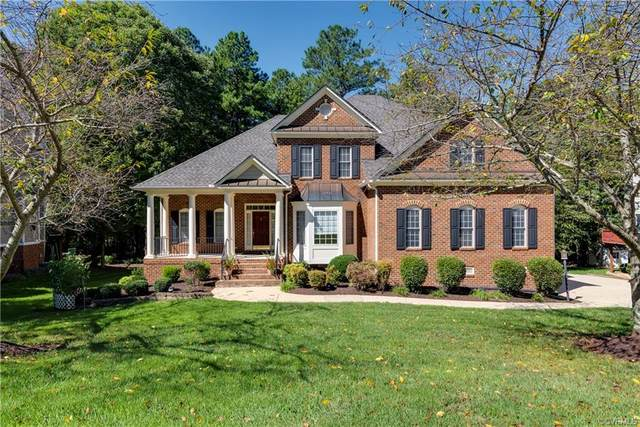 5730 Fire Light Terrace, Moseley, VA 23120 (MLS #2127901) :: EXIT First Realty