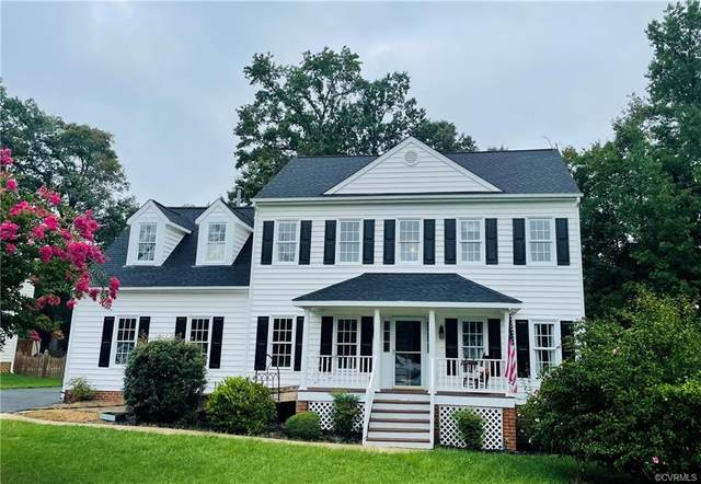 9058 Aldingham Place, Hanover, VA 23116 (MLS #2127956) :: EXIT First Realty