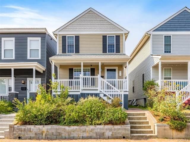 412 N 33rd Street, Richmond, VA 23223 (MLS #2127957) :: Small & Associates
