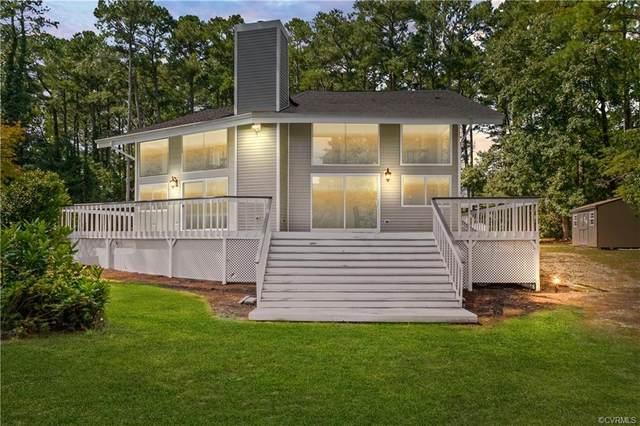 1736 Greenfield Road, Reedville, VA 22539 (MLS #2128062) :: Treehouse Realty VA