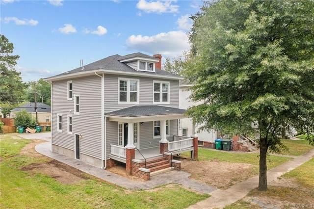 515 Bancroft Avenue, Richmond, VA 23222 (MLS #2128071) :: Village Concepts Realty Group