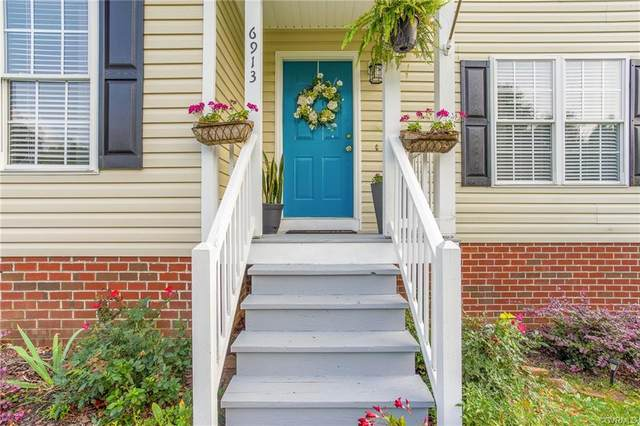 6913 Turnage Lane, Mechanicsville, VA 23111 (MLS #2128104) :: Village Concepts Realty Group