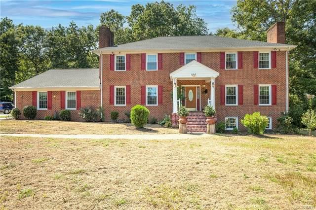 13100 Rockridge Road, Chester, VA 23831 (MLS #2128144) :: Treehouse Realty VA