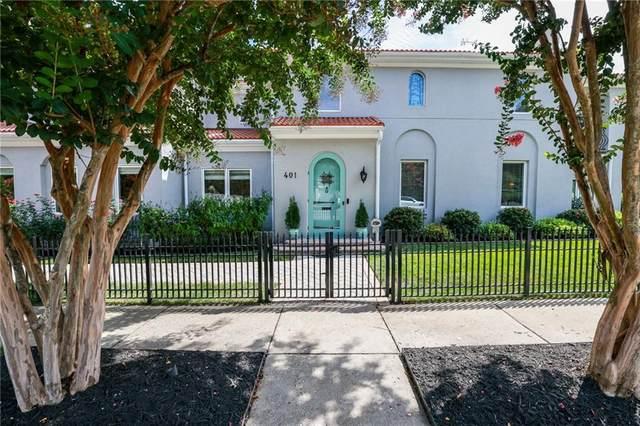 401 Malvern Avenue, Richmond, VA 23221 (MLS #2128176) :: Village Concepts Realty Group