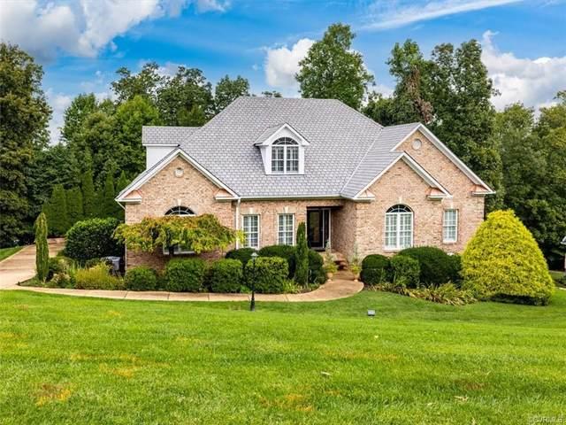 3136 Queens Grant Drive, Midlothian, VA 23113 (MLS #2128182) :: Small & Associates