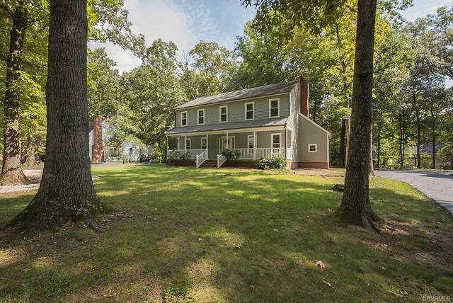 4221 Brixton Road, Chesterfield, VA 23832 (MLS #2128196) :: Village Concepts Realty Group