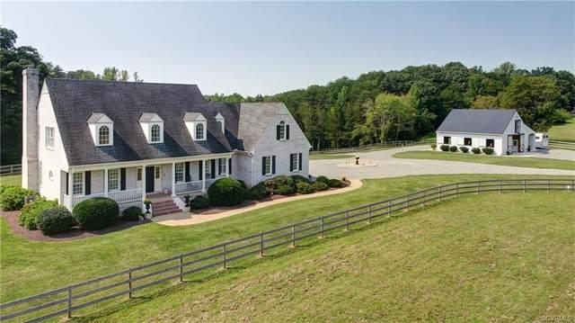 1170 Rock Castle Road, Goochland, VA 23063 (MLS #2128208) :: Village Concepts Realty Group