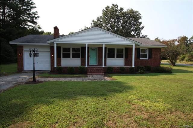 1373 Fitchetts Wharf Road, Mathews, VA 23109 (MLS #2128213) :: Treehouse Realty VA