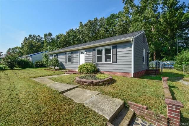 21212 Warrior Drive, Chesterfield, VA 23803 (MLS #2128229) :: Small & Associates
