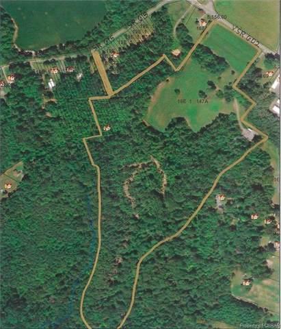 000 Old Virginia Street, Urbanna, VA 23175 (MLS #2128302) :: Village Concepts Realty Group