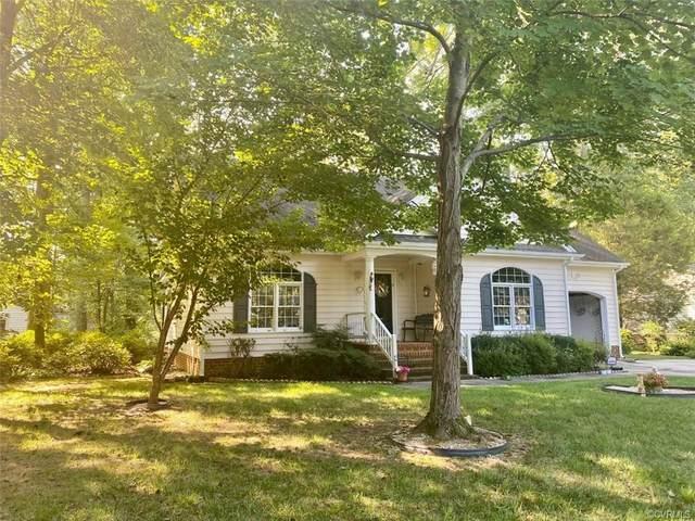 1229 Old Creek Lake Drive, Tappahannock, VA 22560 (MLS #2128313) :: Village Concepts Realty Group