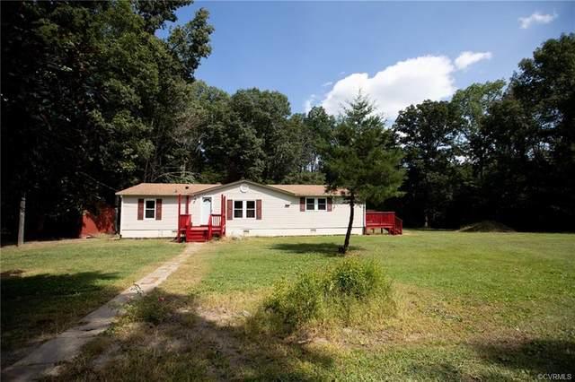 71 Carter Road, Cumberland, VA 23040 (MLS #2128333) :: Village Concepts Realty Group