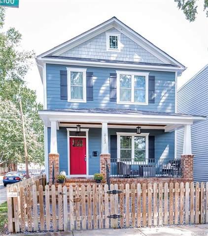 2122 Parkwood Avenue, Richmond, VA 23220 (MLS #2128337) :: Small & Associates