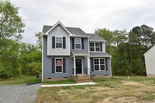 6916 Woodside Street, Henrico, VA 23231 (MLS #2128355) :: Treehouse Realty VA