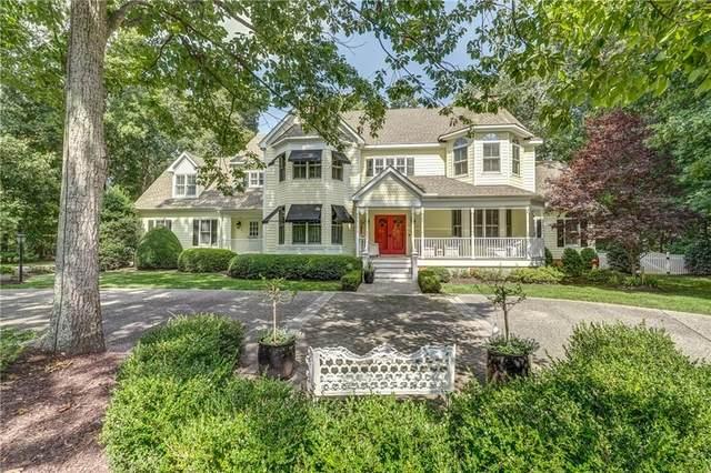 2605 Autumnfield Road, Midlothian, VA 23113 (MLS #2128359) :: Treehouse Realty VA