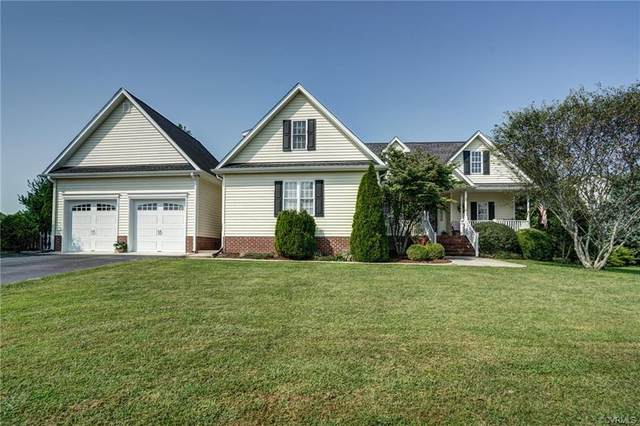 186 Gates Pointe Drive, Rice, VA 23966 (MLS #2128392) :: Village Concepts Realty Group