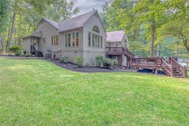 1550 Lake Randolph Road, Powhatan, VA 23139 (MLS #2128398) :: EXIT First Realty
