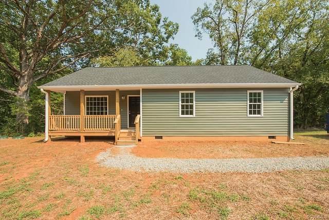1891 Cartersville Road, Goochland, VA 23063 (MLS #2128427) :: EXIT First Realty