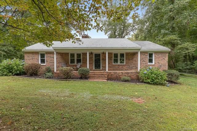 5291 Old Buckingham Road, Powhatan, VA 23139 (MLS #2128431) :: EXIT First Realty