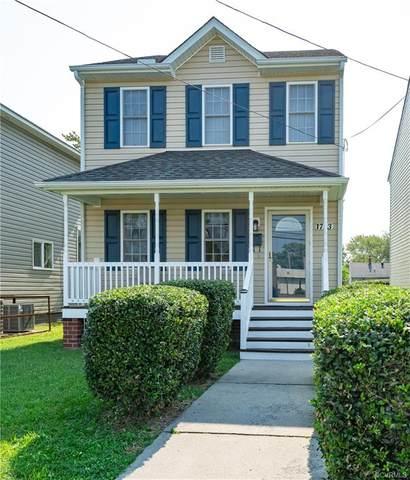 1733 N 28th Street, Richmond, VA 23223 (MLS #2128441) :: Village Concepts Realty Group