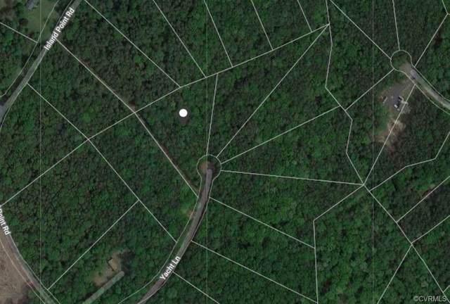 00 Yacht Lane, Heathsville, VA 22473 (MLS #2128445) :: Treehouse Realty VA