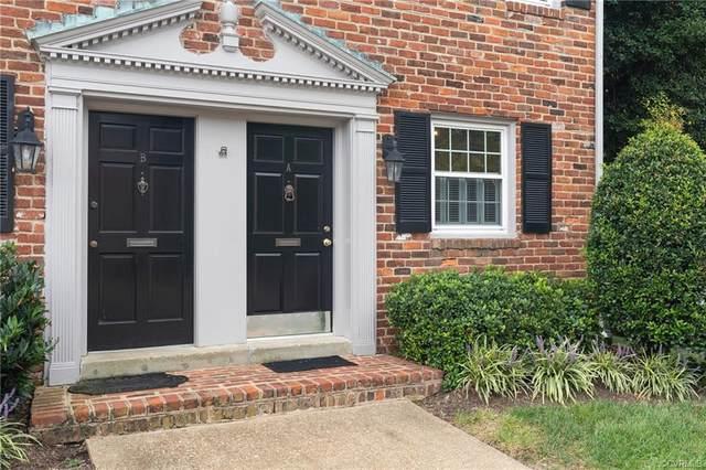 305 N Hamilton Street Ua, Richmond, VA 23221 (MLS #2128534) :: Small & Associates