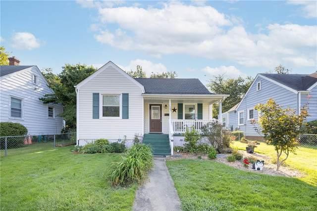 1503 S Meadow Street, Richmond, VA 23220 (MLS #2128556) :: Small & Associates