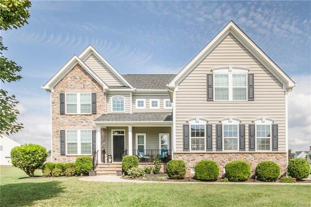 1606 N White Mountain Drive, Chester, VA 23836 (MLS #2128648) :: EXIT First Realty