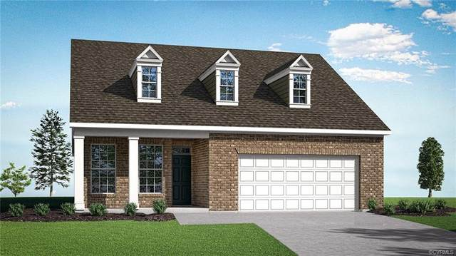 00 Mosaic Creek Boulevard, Richmond, VA 23238 (MLS #2128650) :: EXIT First Realty