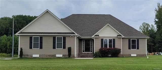 9101 Greenwood Boulevard, New Kent, VA 23124 (MLS #2128677) :: Small & Associates