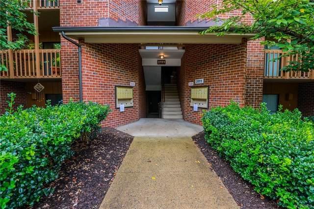 2111 Turtle Creek Drive #5, Henrico, VA 23233 (MLS #2128682) :: Treehouse Realty VA