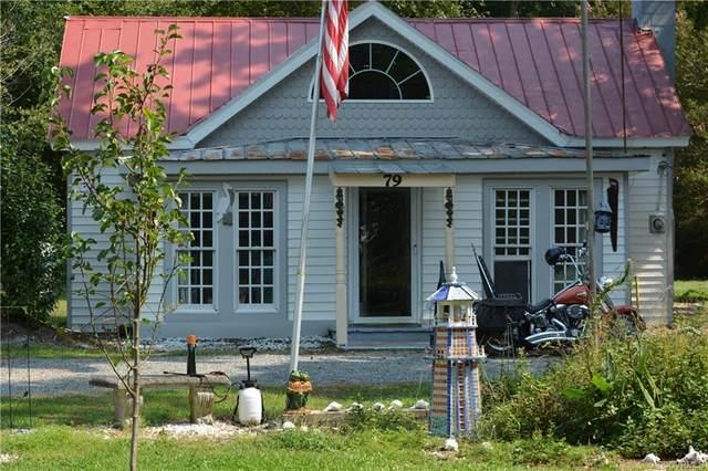79 Gwynnsville, Gwynn, VA 23066 (MLS #2128685) :: Treehouse Realty VA
