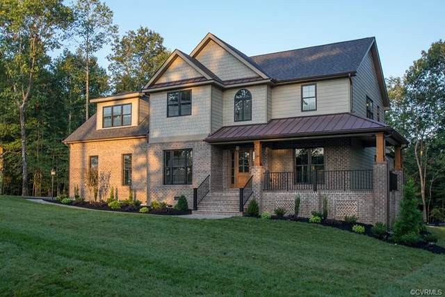 6033 Bushnell Drive, New Kent, VA 23124 (MLS #2128726) :: EXIT First Realty