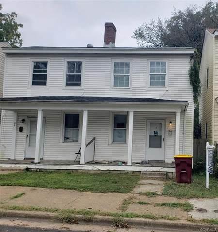 18 S Chappell Street, Petersburg, VA 23803 (MLS #2128727) :: Village Concepts Realty Group