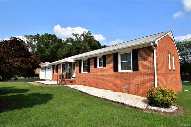 751 Courthouse Road, North Chesterfield, VA 23236 (MLS #2128730) :: EXIT First Realty