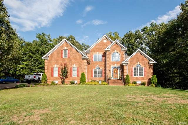 10649 Michmar Drive, Chesterfield, VA 23831 (MLS #2128750) :: The Redux Group