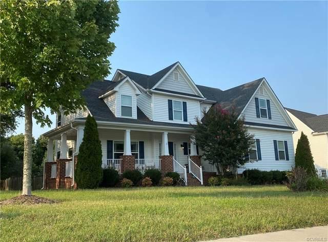 11280 Ashland Park Drive, Hanover, VA 23005 (MLS #2128783) :: Village Concepts Realty Group