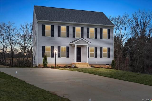 7101 Appelman Road, Chesterfield, VA 23832 (MLS #2128798) :: Village Concepts Realty Group