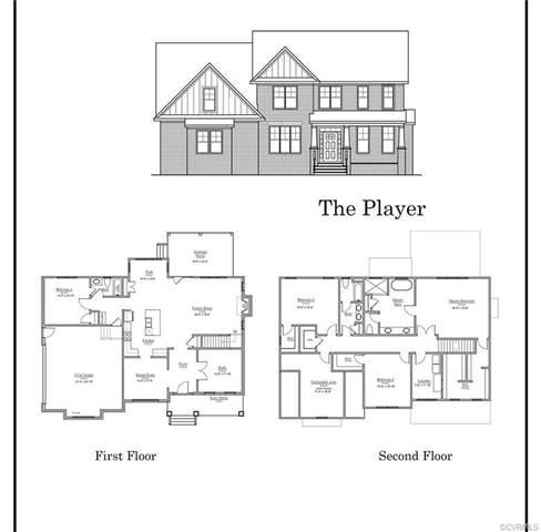 2805 Maple Lake Terrace, Powhatan, VA 23139 (MLS #2128818) :: EXIT First Realty