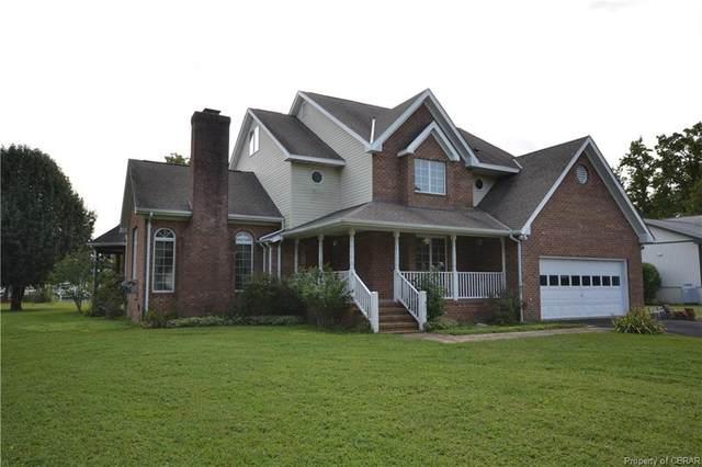 33 Rudder Place, Wicomico Church, VA 22473 (MLS #2128824) :: Treehouse Realty VA