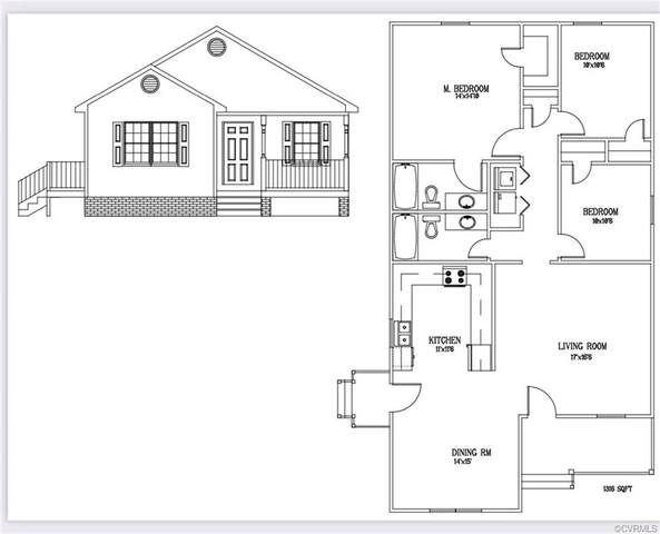 3513 South Street, Chesterfield, VA 23803 (MLS #2128832) :: Village Concepts Realty Group