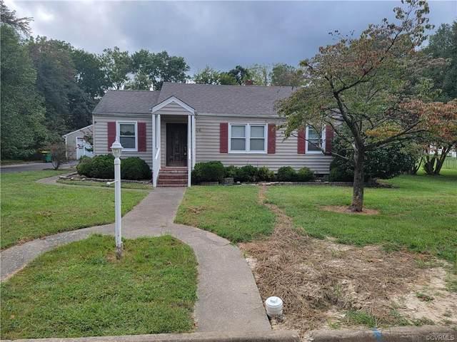 506 Jefferson Avenue, Hopewell, VA 23860 (MLS #2128859) :: Treehouse Realty VA